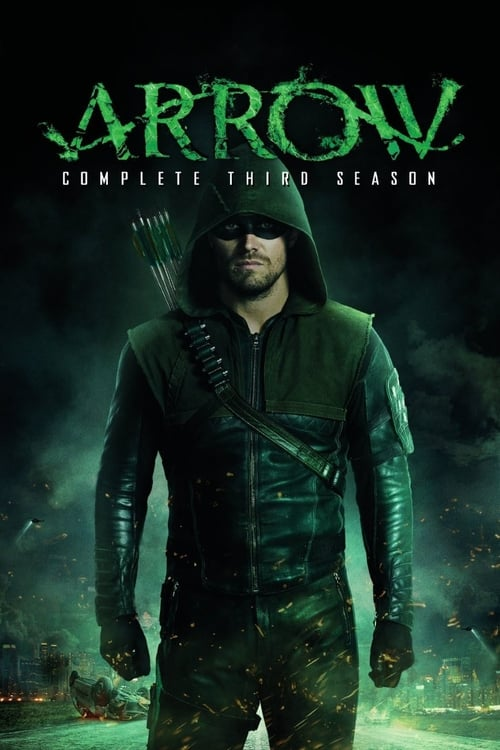 Watch Arrow Season 3 in English Online Free