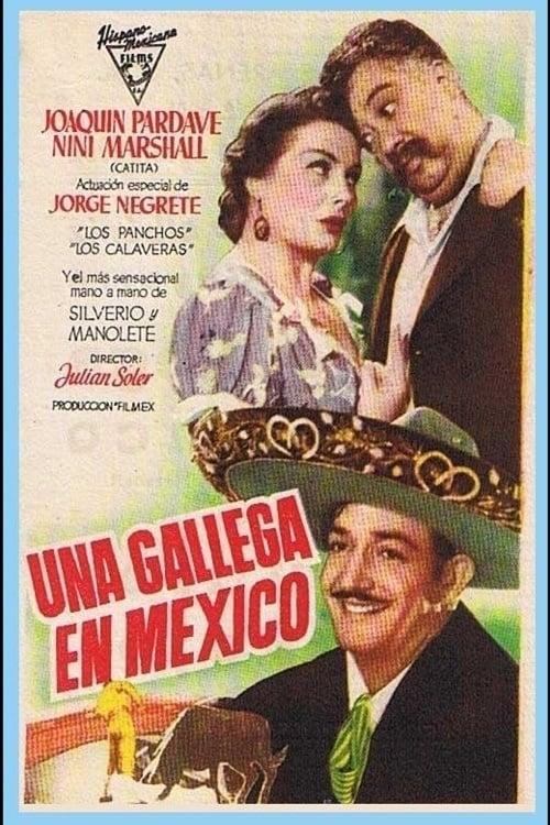 Una gallega en México