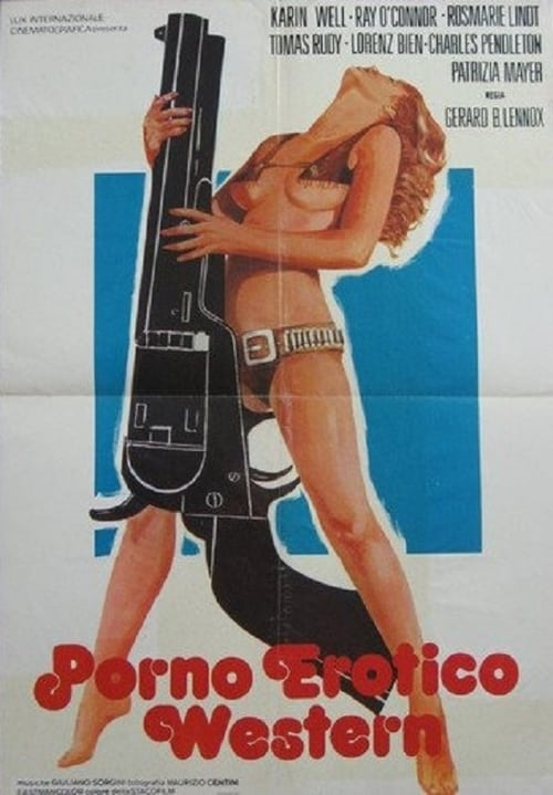 Porno erotico western