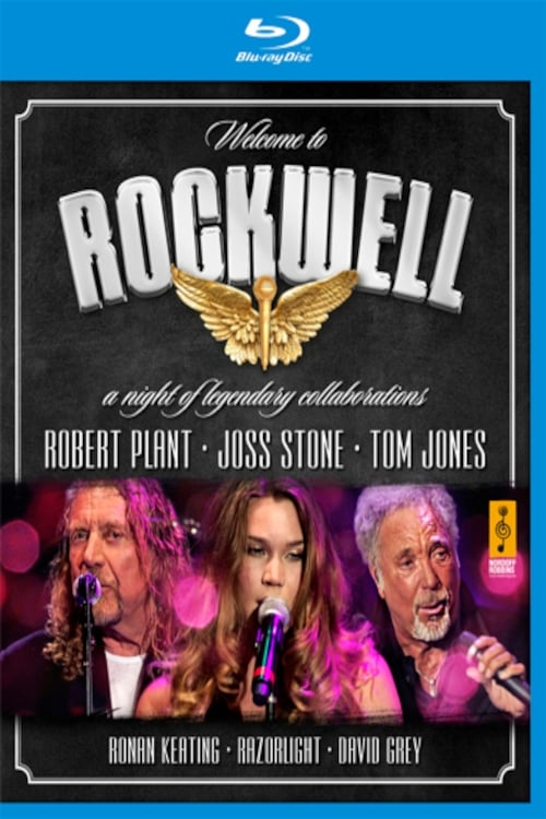 Welcome to Rockwell - A Night of Legendary Collaborations
