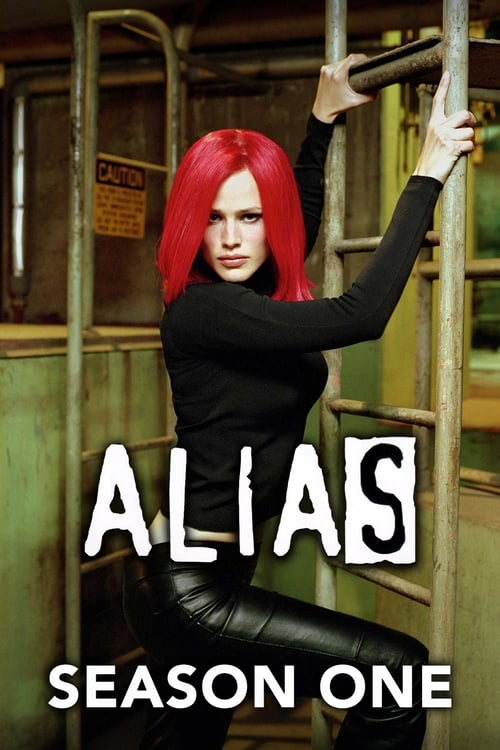 Watch Alias Season 1 in English Online Free