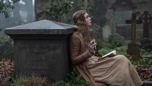 Mary Shelley DUBLADO E LEGENDADO ONLINE