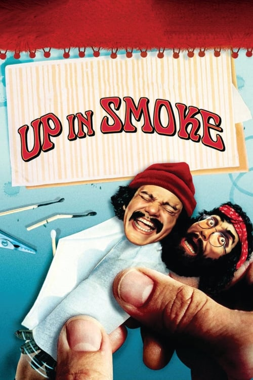 Up in Smoke poster
