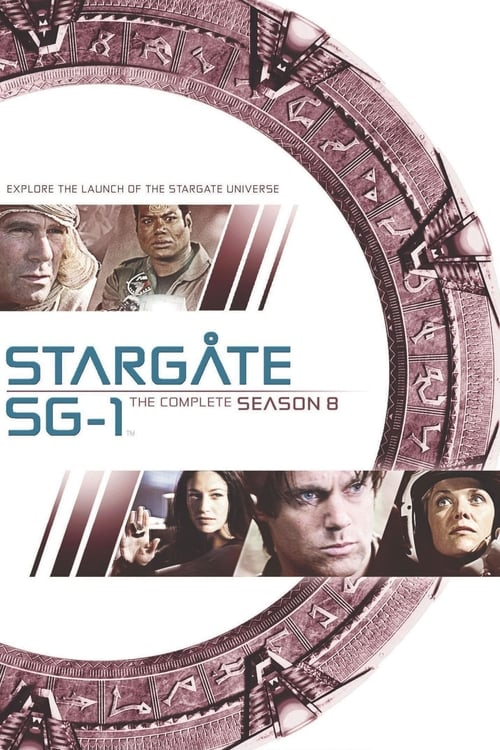 Watch Stargate SG-1 Season 8 in English Online Free