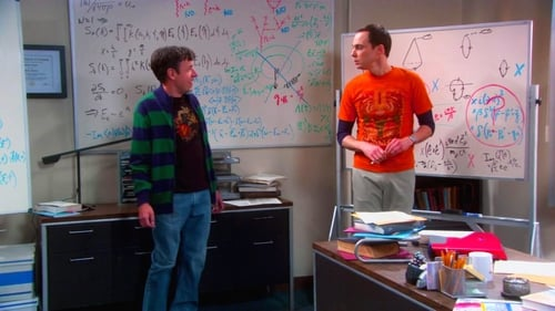 Watch The Big Bang Theory S6E14 in English Online Free | HD
