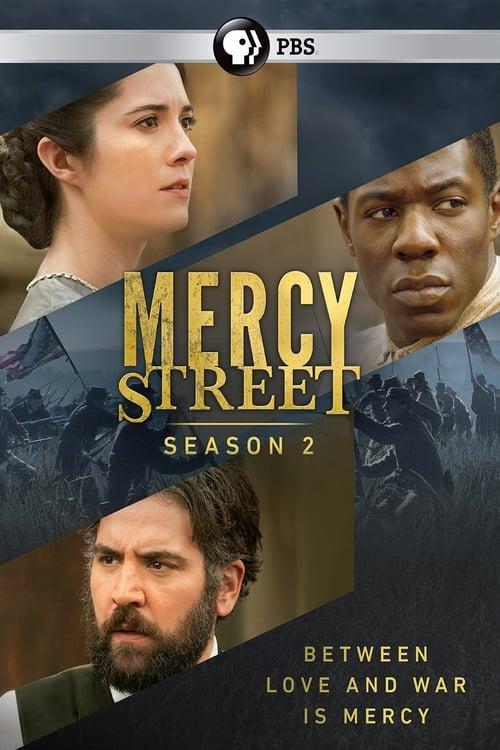 Watch Mercy Street Season 2 in English Online Free