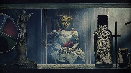 Annabelle Comes Home Poster
