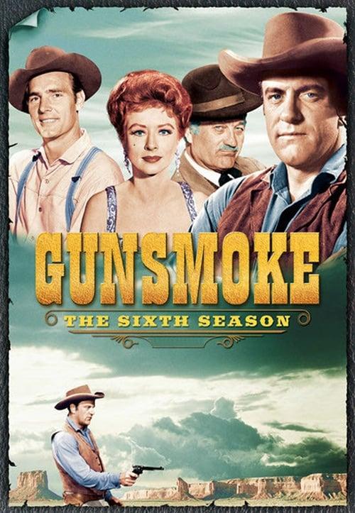 Watch Gunsmoke Season 6 in English Online Free