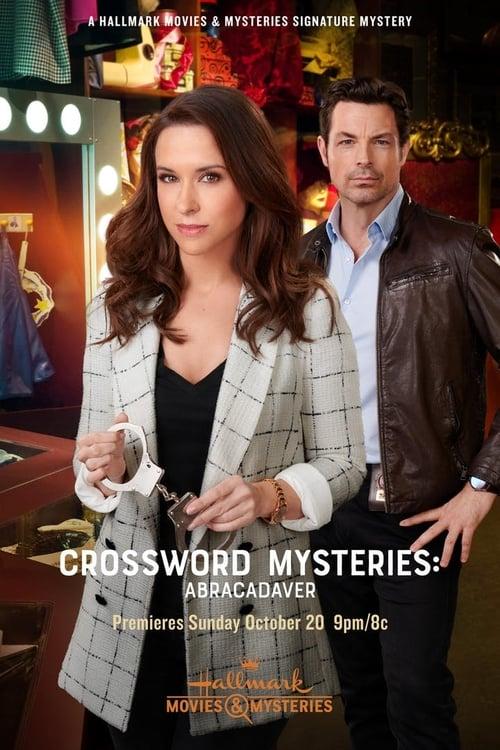 Crossword Mysteries-Abracadaver
