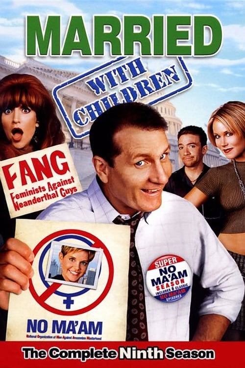 Watch Married... with Children Season 9 in English Online Free