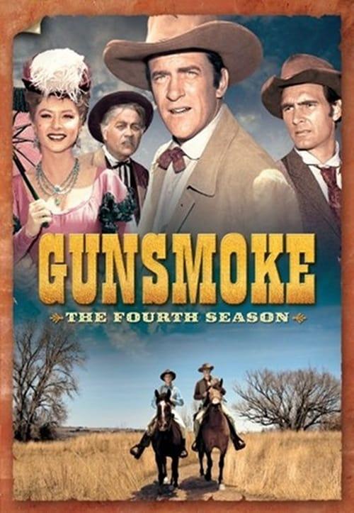 Watch Gunsmoke Season 4 in English Online Free