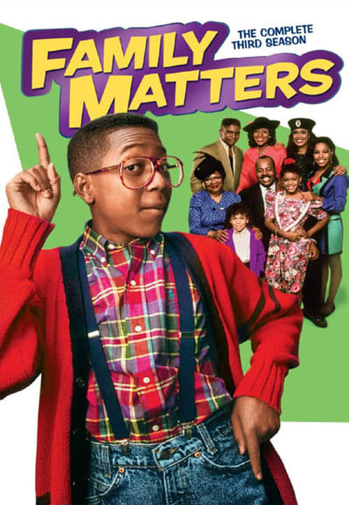 Watch Family Matters Season 3 Full Movie Download