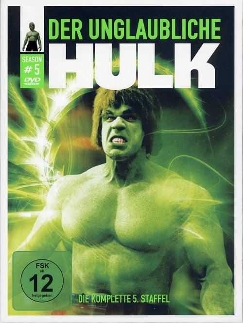 Watch The Incredible Hulk Season 5 in English Online Free