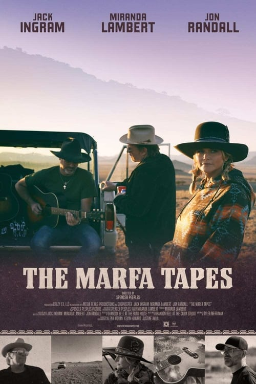 The Marfa Tapes