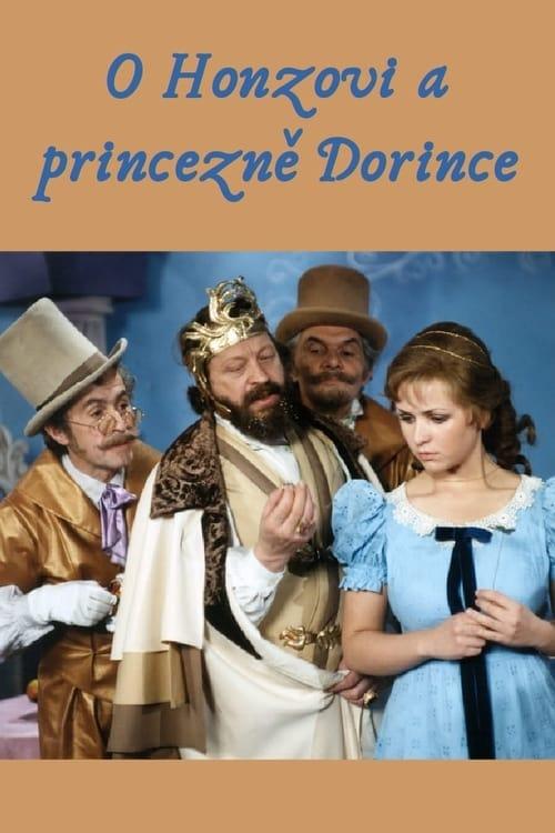 O Honzovi a princezně Dorince