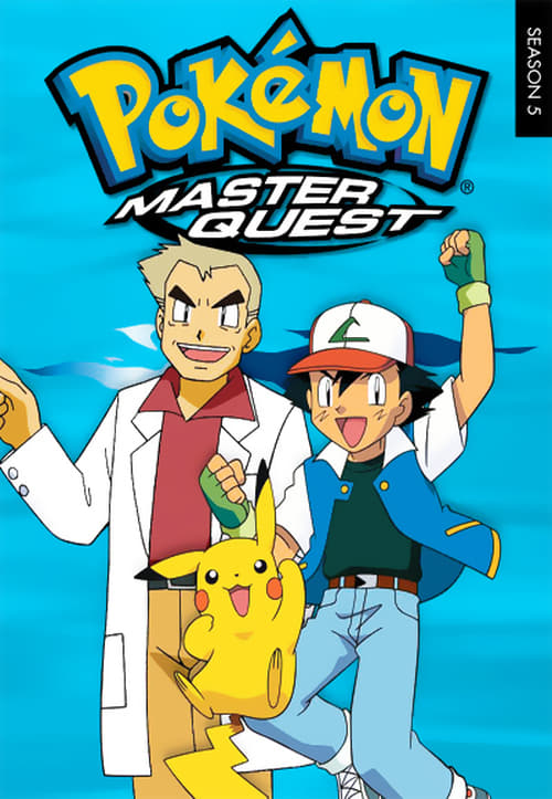 Watch Pokémon Season 5 in English Online Free