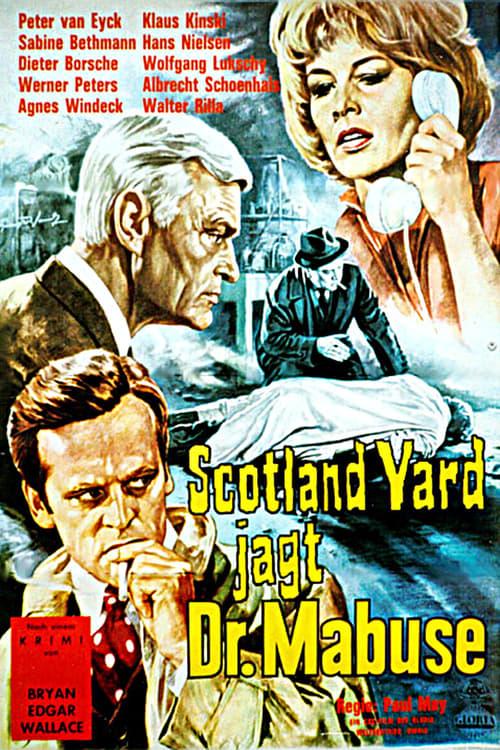 Dr. Mabuse vs. Scotland Yard
