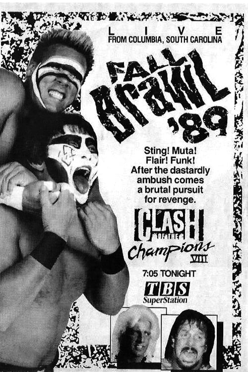 WCW Clash of The Champions VIII: Fall Brawl '89