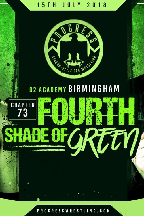 PROGRESS Chapter 73: Fourth Shade Of Green