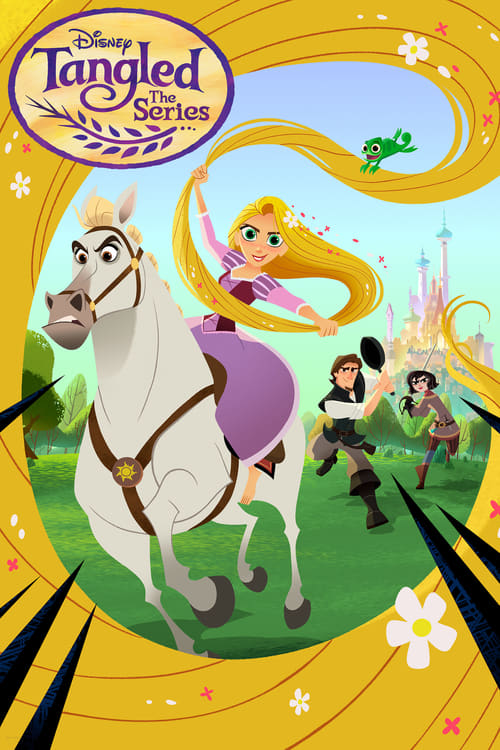 Rapunzel's Tangled Adventure poster