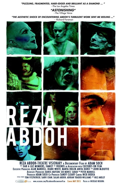 Reza Abdoh: Theater Visionary