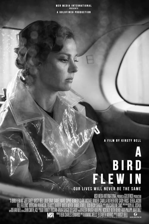A Bird Flew In