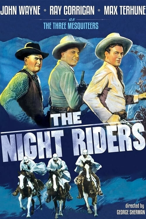 Largescale poster for The Night Riders