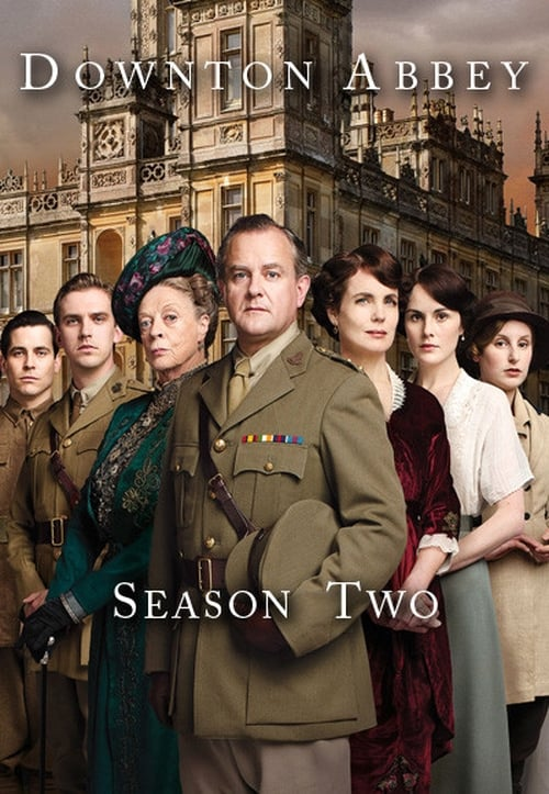 Watch Downton Abbey Season 2 in English Online Free
