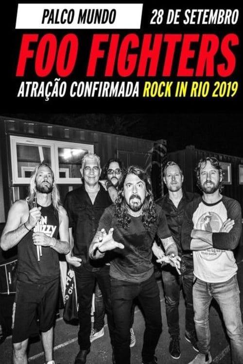 Foo Fighters: Rock In Rio 2019