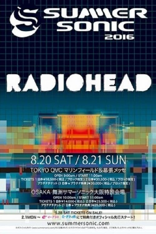 Radiohead: Live in Japan