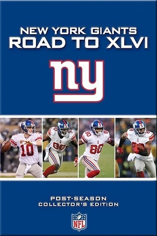 New York Giants Road to XLVI