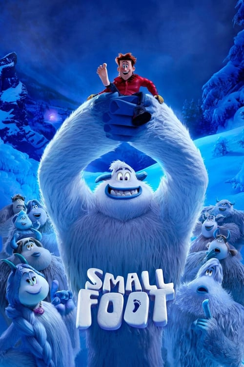 Watch Smallfoot (2018) HD Movie Streaming