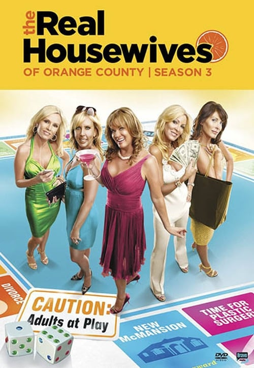 Watch The Real Housewives of Orange County Season 3 Full Movie Download