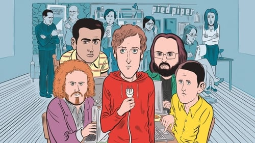 Watch Silicon Valley (2014) in English Online Free | 720p BrRip x264