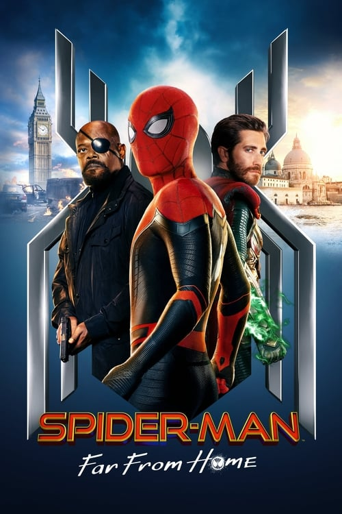 Spider-Man: Far from Home ver películas online gratis completas
