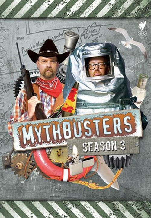 Watch MythBusters Season 3 in English Online Free