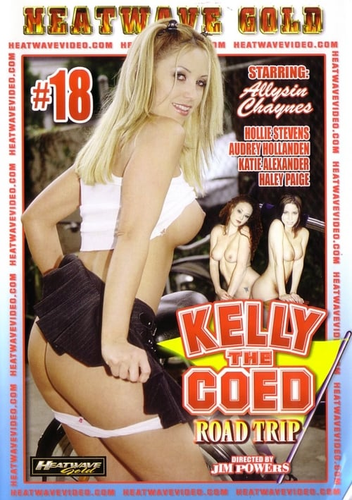 Kelly The Coed 18 - Road Trip