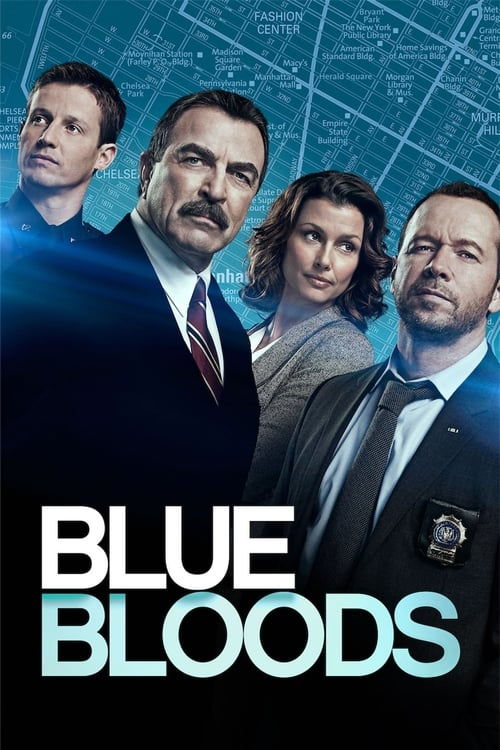 Blue Bloods poster