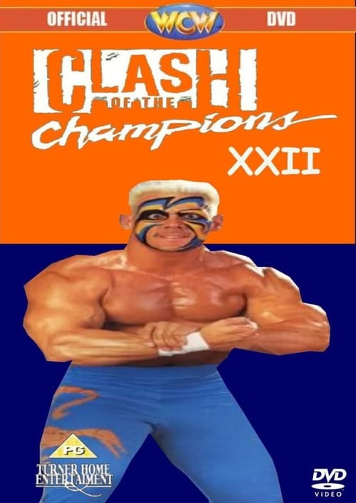 WCW Clash of The Champions XXII