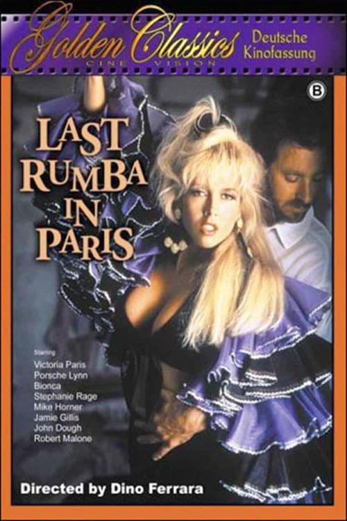Last Rumba in Paris