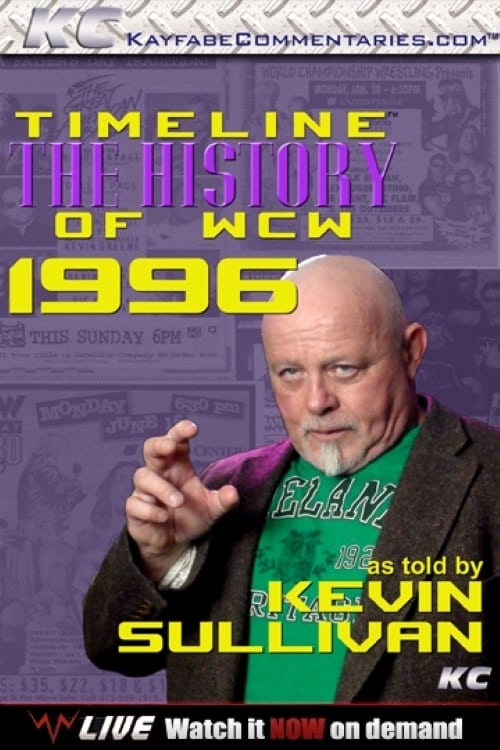 Timeline: The History of WCW – 1996 – As told By Kevin Sullivan