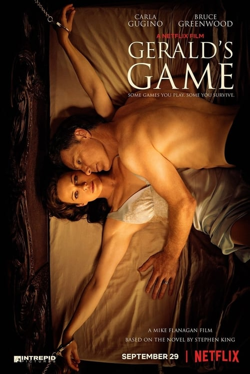 Box art for Gerald's Game