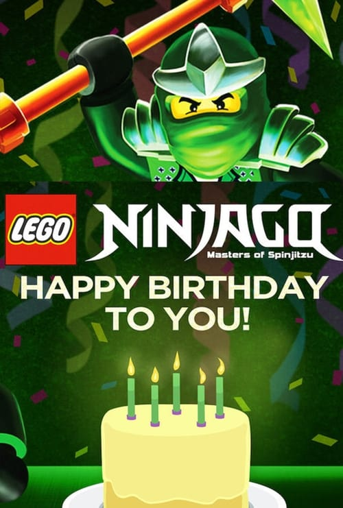 LEGO Ninjago: Happy Birthday to You!