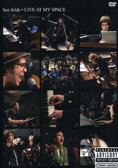 Ben Folds: Live At Myspace