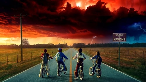 Watch Stranger Things (2016) in English Online Free | 720p BrRip x264