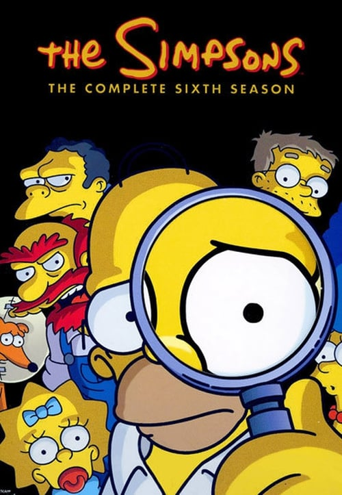 Watch The Simpsons Season 6 in English Online Free