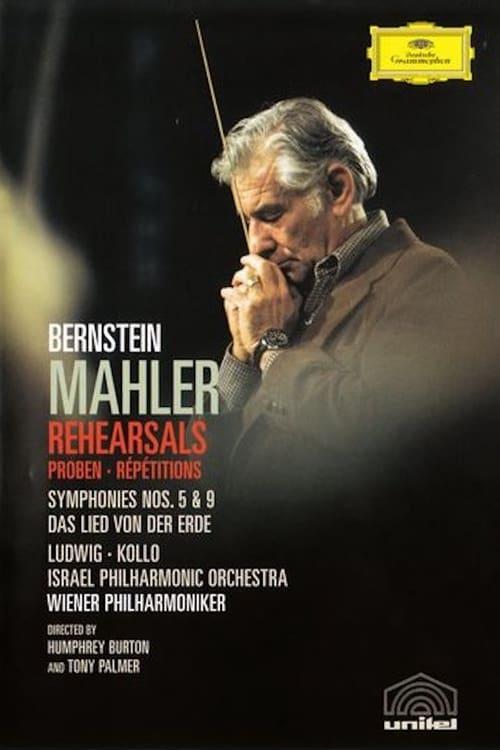 Bernstein Mahler Rehearsal
