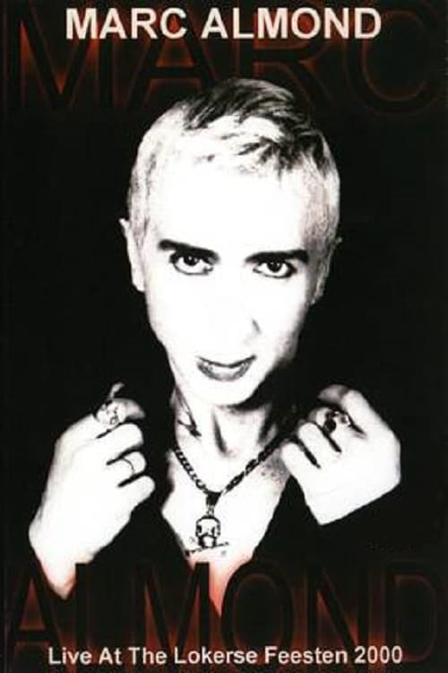 Marc Almond Live at the Lokerse Festival