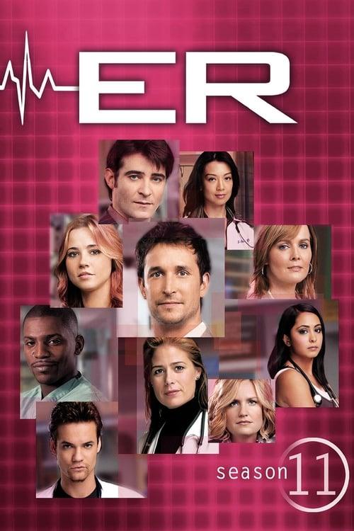 Watch ER Season 11 Full Movie Download