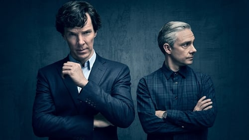 Sherlock: The Lying Detective Poster